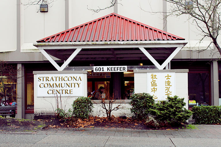 Strathcona Community Centre Association